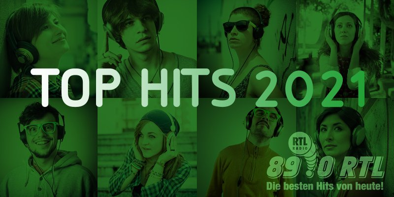 Top Hits 2021 Stream