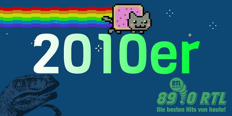 89.0 RTL Throwback: 2010er