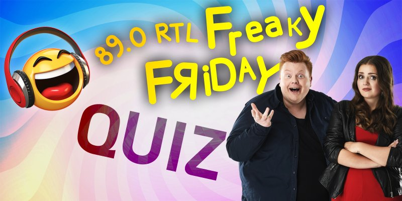 Das Freaky Friday Quiz