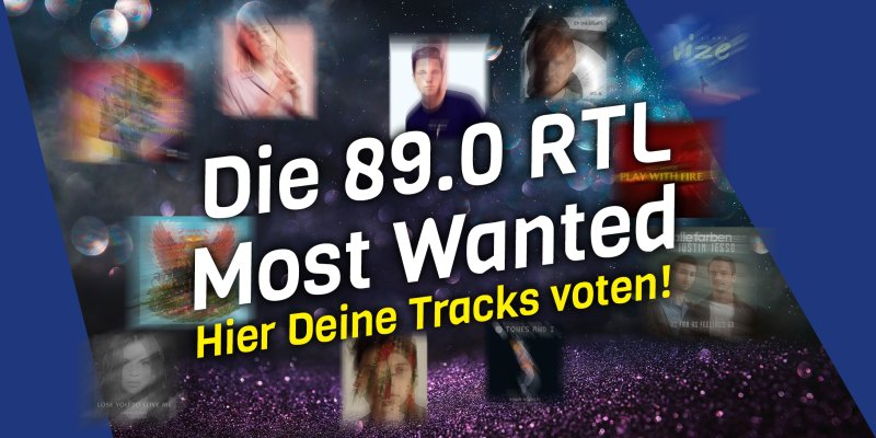 Die 89.0 RTL Most Wanted