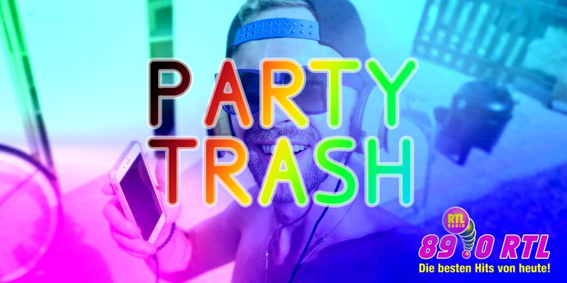 89.0 RTL Party Trash