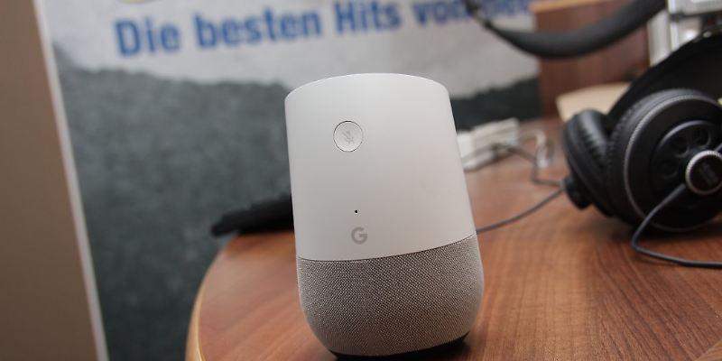 89.0 RTL über Google Home hören